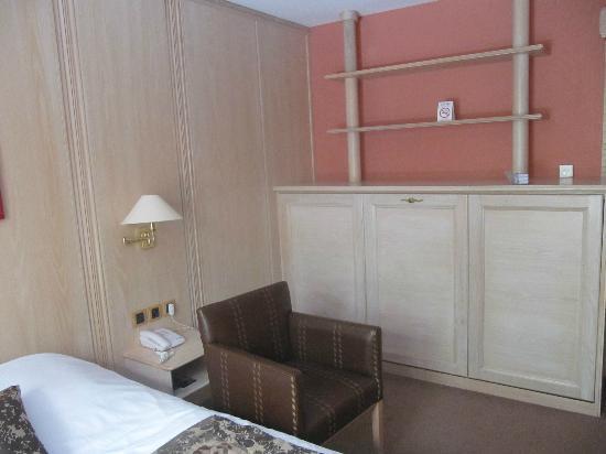 Hotel Restaurant Spa Verte Vallee : chambre magnolio