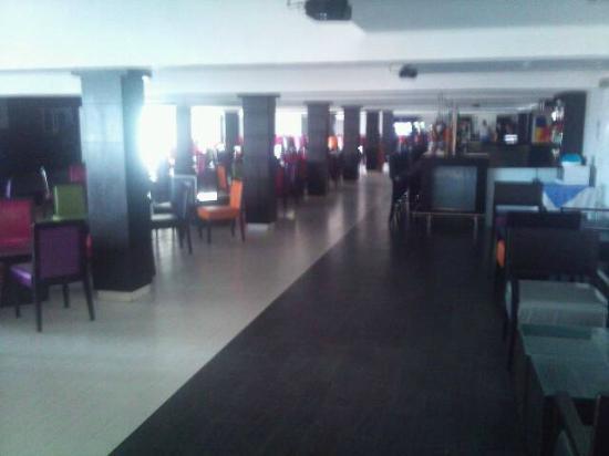 Samira Club: bar