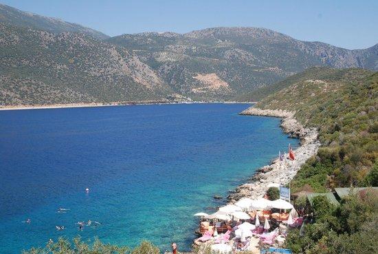 Hotel Club Barbarossa: View from restaurant