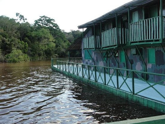 Amazon Geo Jungle Lodge