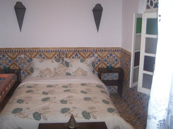 Maison D'Hotes Marabou : room
