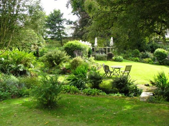 The Old Rectory Hotel : Garden