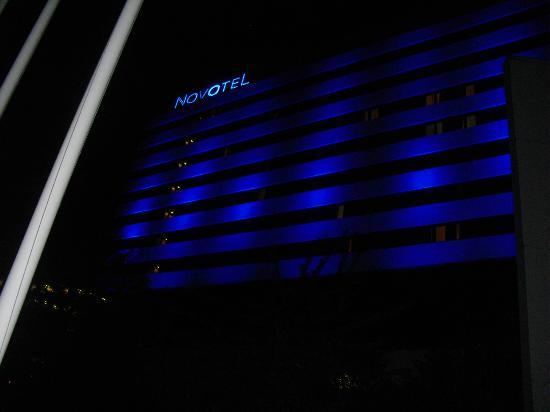 Novotel London West: Vue de l hotel