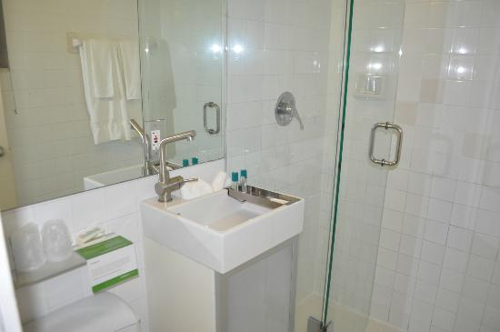 Greenview Hotel: Baño