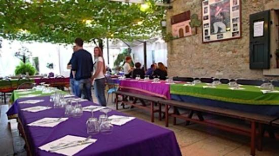 Osteria Ago e Rita: A lovely atmosphere