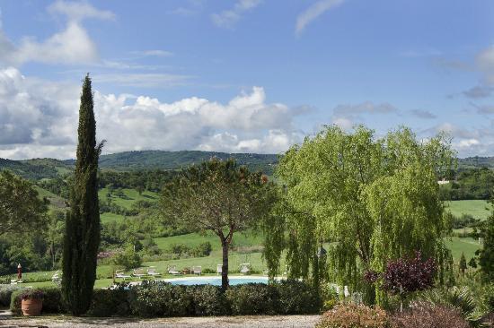 Paesaggio - Picture of Bagno Santo Hotel, Saturnia - TripAdvisor