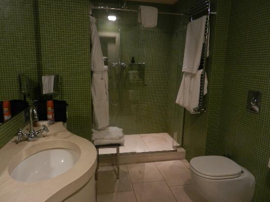 Palazzo Ai Capitani Hotel: Bathroom