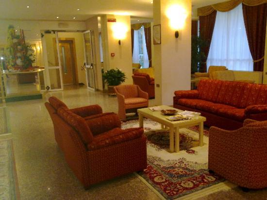Hotel Savoia Thermae & Spa: Hall