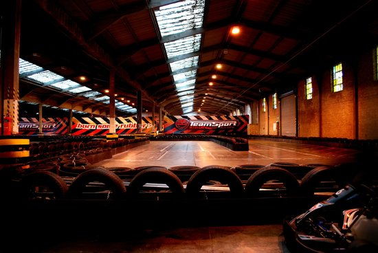 TeamSport Indoor Go Karting North London Edmonton