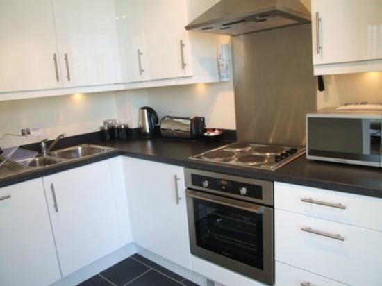 Cotels - The Hub: Hub Fully Equipped Kitchen