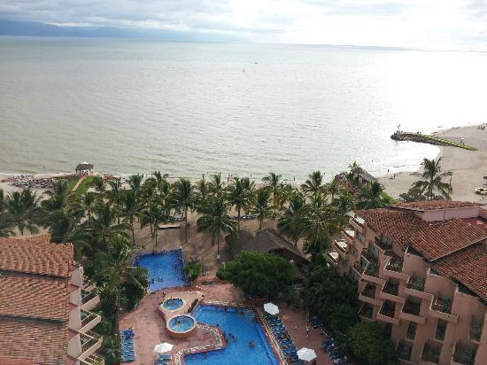 Friendly Vallarta All Inclusive Family Resort: 11th floor - pretty sweet view
