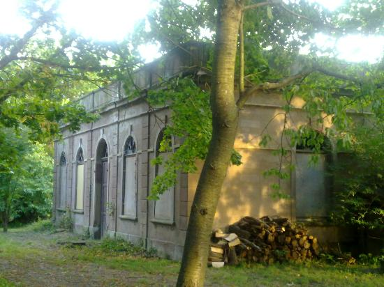 Domaine de Beaupré : Orangery