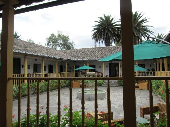 Hacienda- Hosteria Chorlavi : camere