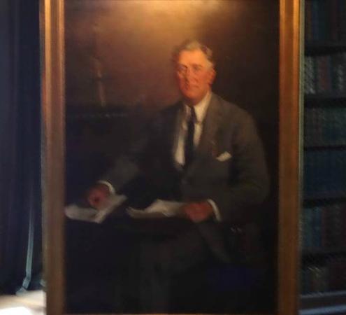 Franklin Delano Roosevelt Home