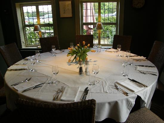 The Crown, Stoke By Nayland: Function room
