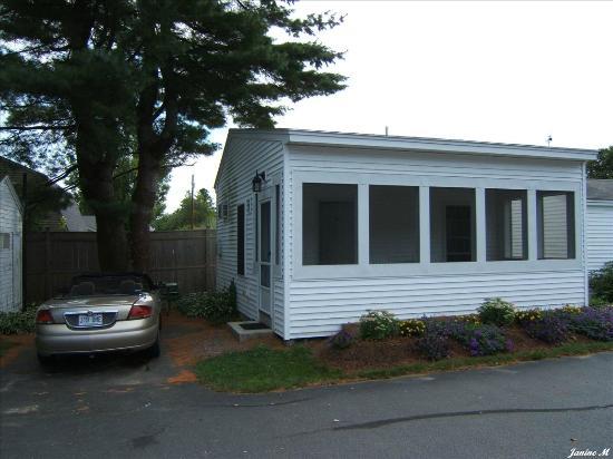 Carriage House Motel Cottages & Suites: Cottage numéro 5