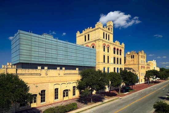 san antonio museum of art essay