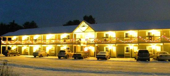 Americas Best Value Inn-Scarborough/Portland: Chistmas Time