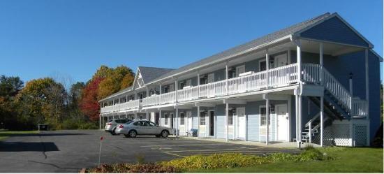 Americas Best Value Inn-Scarborough/Portland: Fall