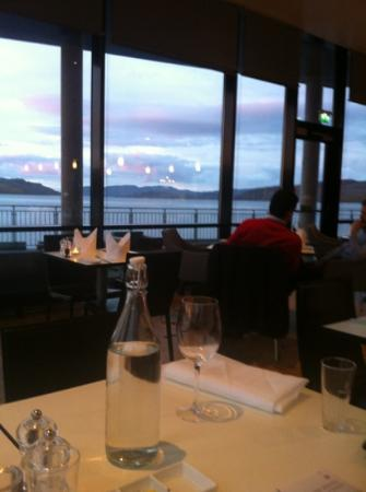Thon Hotel Kirkenes: from restaurant