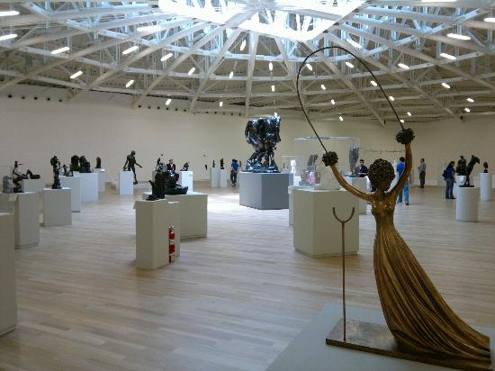 Museum Soumaya: 6th floor... incredible!!!