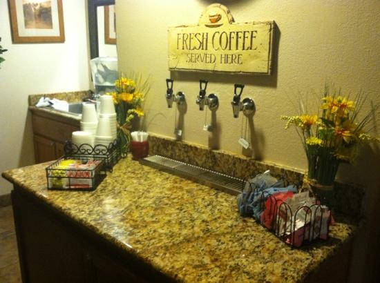 La Quinta Inn Caldwell: COFFEE