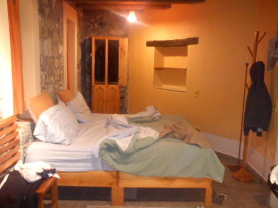 Refugio Romano: Habitación Naranja
