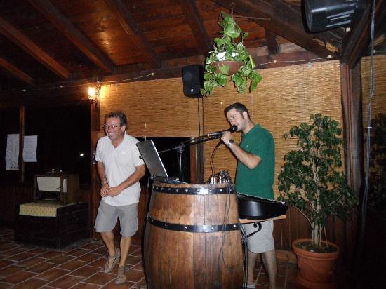 Casale Sasso: Ubaldo in actie