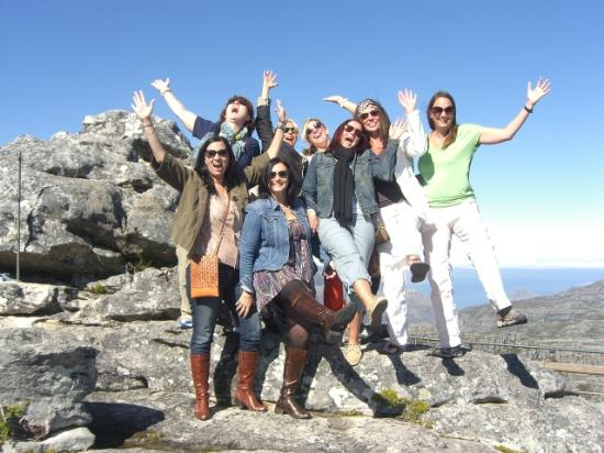 I Love Cape Town Tours: On top of Table Bay Mountain