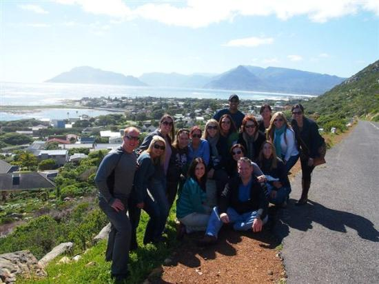 I Love Cape Town Tours: All 16 of us