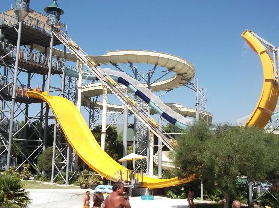 Aqua Fantasy Aquapark Hotel And Spa Turkey