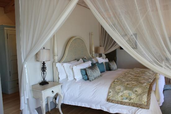 Tintswalo Atlantic: Bedroom 1 - Presidential suite