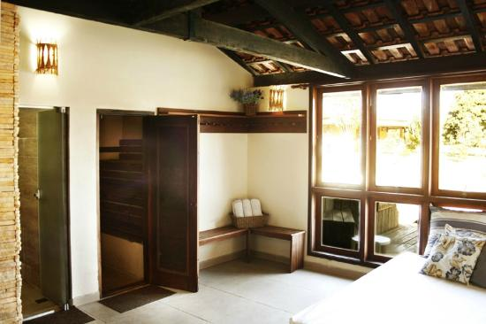 Dourado: Saunas