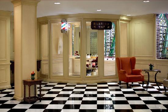 Hotel Geneve Ciudad de Mexico: Foyer