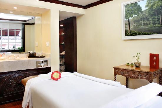 Hotel Geneve Ciudad de Mexico: Spa