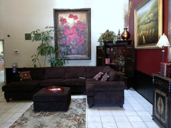 Days Inn Abilene: New lobby Area