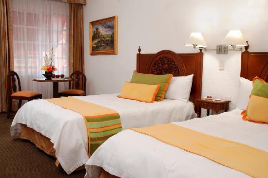 Hotel Geneve Ciudad de México: Habitación Estándar Doble