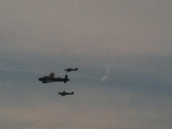 Southport Air Show: more crying at this point!