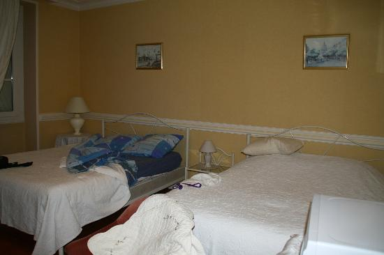 Le Clos Hamon : Las dos camas