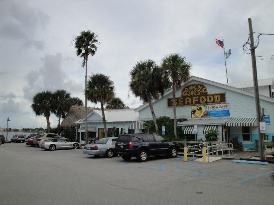 Conchy Joe S Seafood Jensen Beach Fl