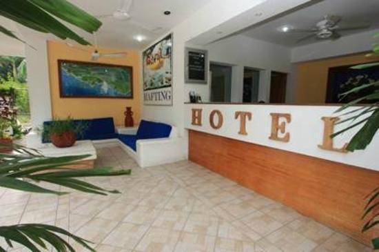 Hotel Plaza Huatulco: Lobby Hotel