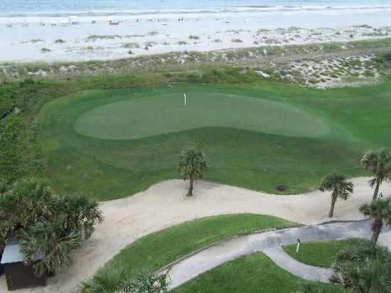 Omni Amelia Island Plantation Resort: The View from our room....