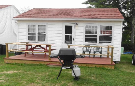 Belle of Maine: chalet avec deux chambres