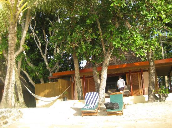 Toberua Island Resort: Buré