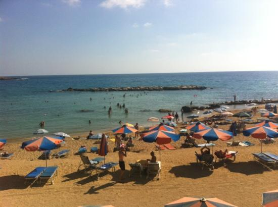 Corallia Beach Hotel Apartments Paphos