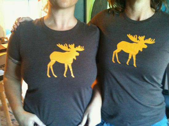 The Moose Deli: shirts