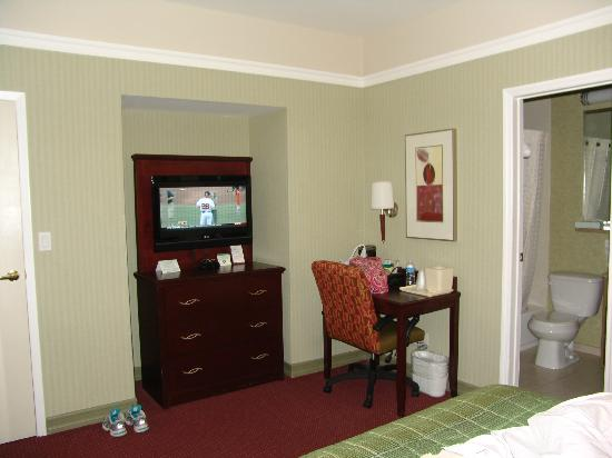 The Hotel at Times Square: Inside Room