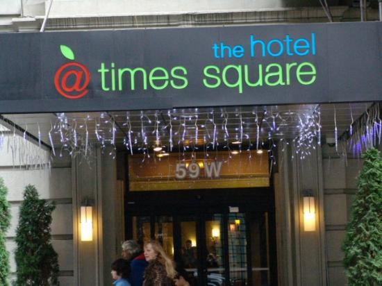 The Hotel at Times Square: Front Of Hotel