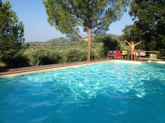 Pieve di Caminino Historic Farm : piscina