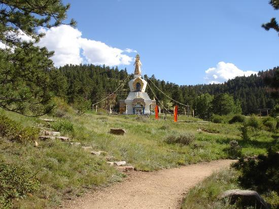 Shambhala Mountain Center: The Great Stupa of Dharmakaya